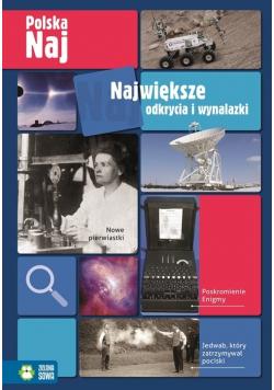 Największe odkrycia i wynalazki Polska NAJ