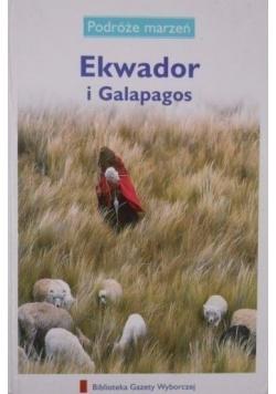 Podróże marzeń Ekwador i Galapagos