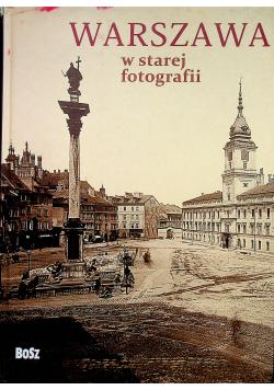 Warszawa w starej fotografii