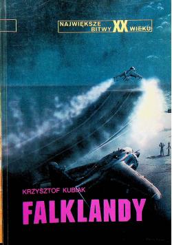 Największe bitwy XX wieku Falklandy Tom 4