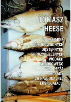 Zasoby ryb słodkowodnych dostępnych w przybrzeżnych wodach środkowego wybrzeża i zasady ich racjonalnej eksploatacji