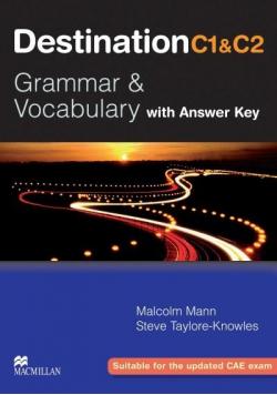 Destination C1/C2 Grammar&Vocabulary + key