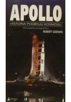 Apollo Historia podboju kosmosu