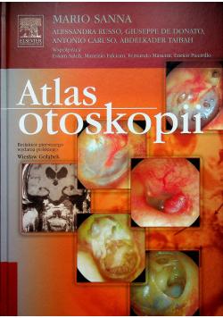 Atlas otoskopii
