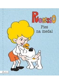 Reksio Pies na medal