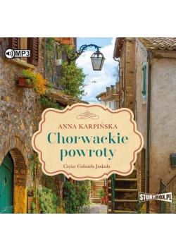 Chorwackie powroty audiobook