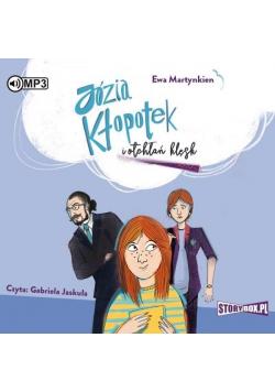 Józia Kłopotek i otchłań klęsk Audiobook