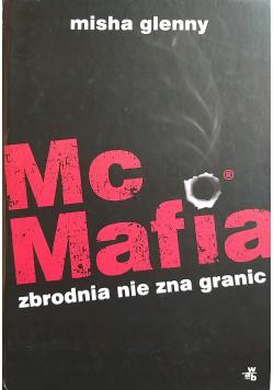 McMafia Zbrodnia nie zna granic Dedykacja Jaszczurkowskiej
