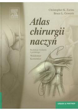 Atlas chirurgii naczyń