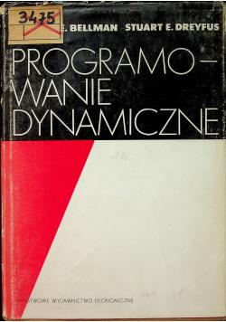 Programowanie dynamiczne