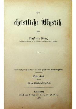 Christliche musik Erster band 1879 r.