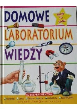 Domowe laboratorium wiedzy