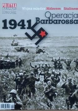 Wojna między Hitlerem i Stalinem Operacja Barbarossa 1941 nr 6