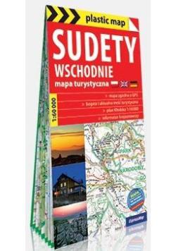 Plastic map Sudety Wschodnie 1:60 000