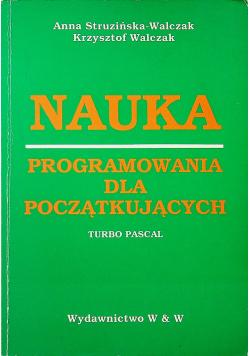 Nauka programowania dla początkujących