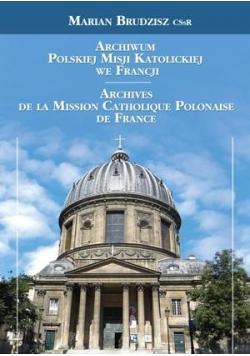 Archiwum Polskiej Misji Katolickiej we Francji