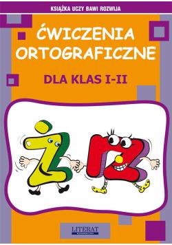 Ćwiczenia ortograficzne dla klas I-II. Ż - RZ
