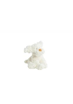 Molli Pies biały 30 cm