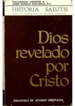 Historia Salutis Dios revelado por Cristo
