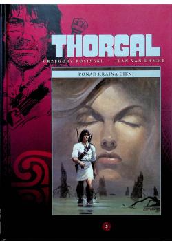 Thorgal Ponad krainą cieni Tom 5