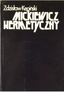 Mickiewicz hermetyczny