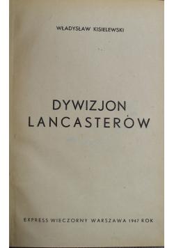 Dywizjon lancesterów, 1947r.