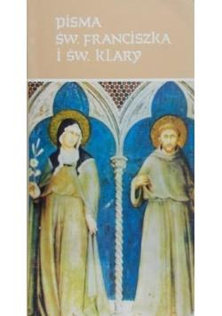 Pisma św Franciszka i św Klary