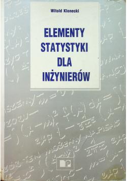 Elementy statystyki dla inżynierów