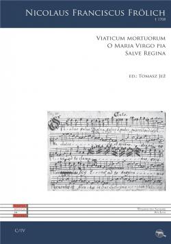 Viaticum mortuorum, O Maria Virgo pia...
