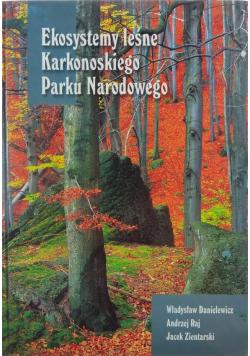 Ekosystemy leśne Karkonoskiego Parku Narodowego