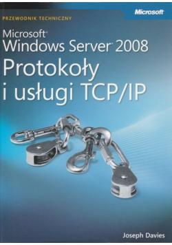 Microsoft Windows Server 2008 Protokoły i usługi TCP  IP
