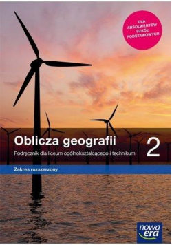 Geografia LO 2 Oblicza geografii Podr ZR w2020 NE