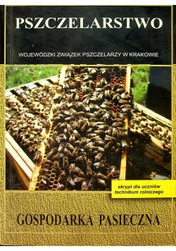Pszczelarstwo Gospodarka pasieczna