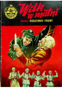 Wilk w matni wydanie I 1969r