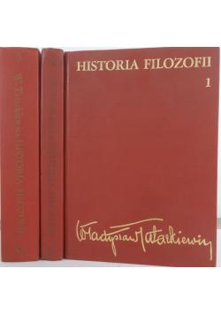 Historia filozofii Tom 1 do 3