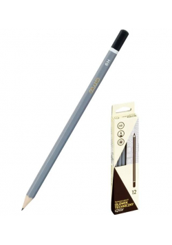 Ołówek techniczny 5B (12szt) GRAND