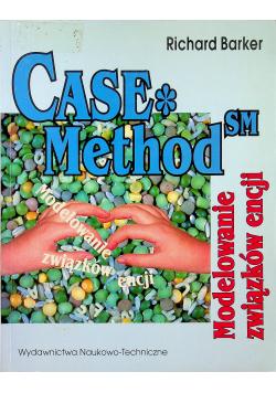Case Method sm. Modelowanie związków encji