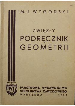 Zwięzły podręcznik geometrii