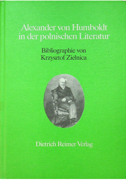 Alexander von Humboldt in der polnischen Literatur