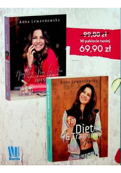 Dieta & Training Healthy Year by Ann