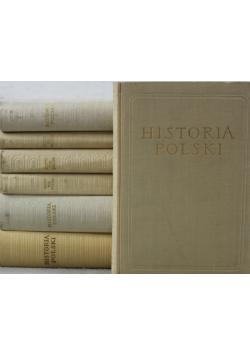 Historia Polski 7 książek