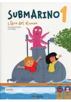 Submarino 1 Podręcznik + ćwiczenia + online