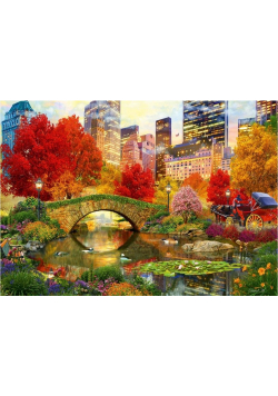 Puzzle 4000 Nowy York, Central Park