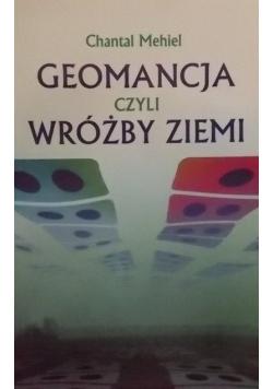 Geomancja czyli wróżby ziemi
