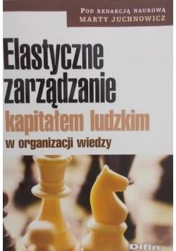 Elastyczne zarządzanie kapitałem ludzkim w organizacji wiedzy