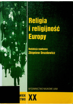 Religia i religijność Europy