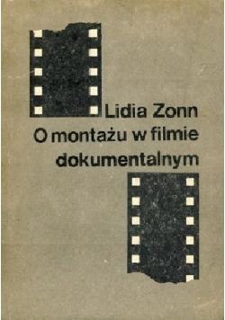 O montażu w filmie dokumentalnym