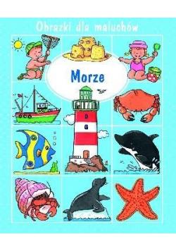 Obrazki dla maluchów Morze