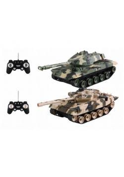 Bitwa 2 czołgów na podczerwień