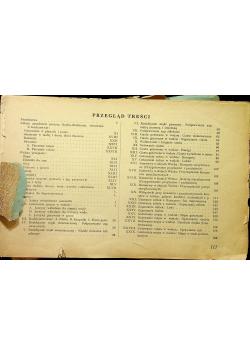 Przyrządzanie potraw 1936r